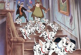 101 Dalmatians  -  Escape